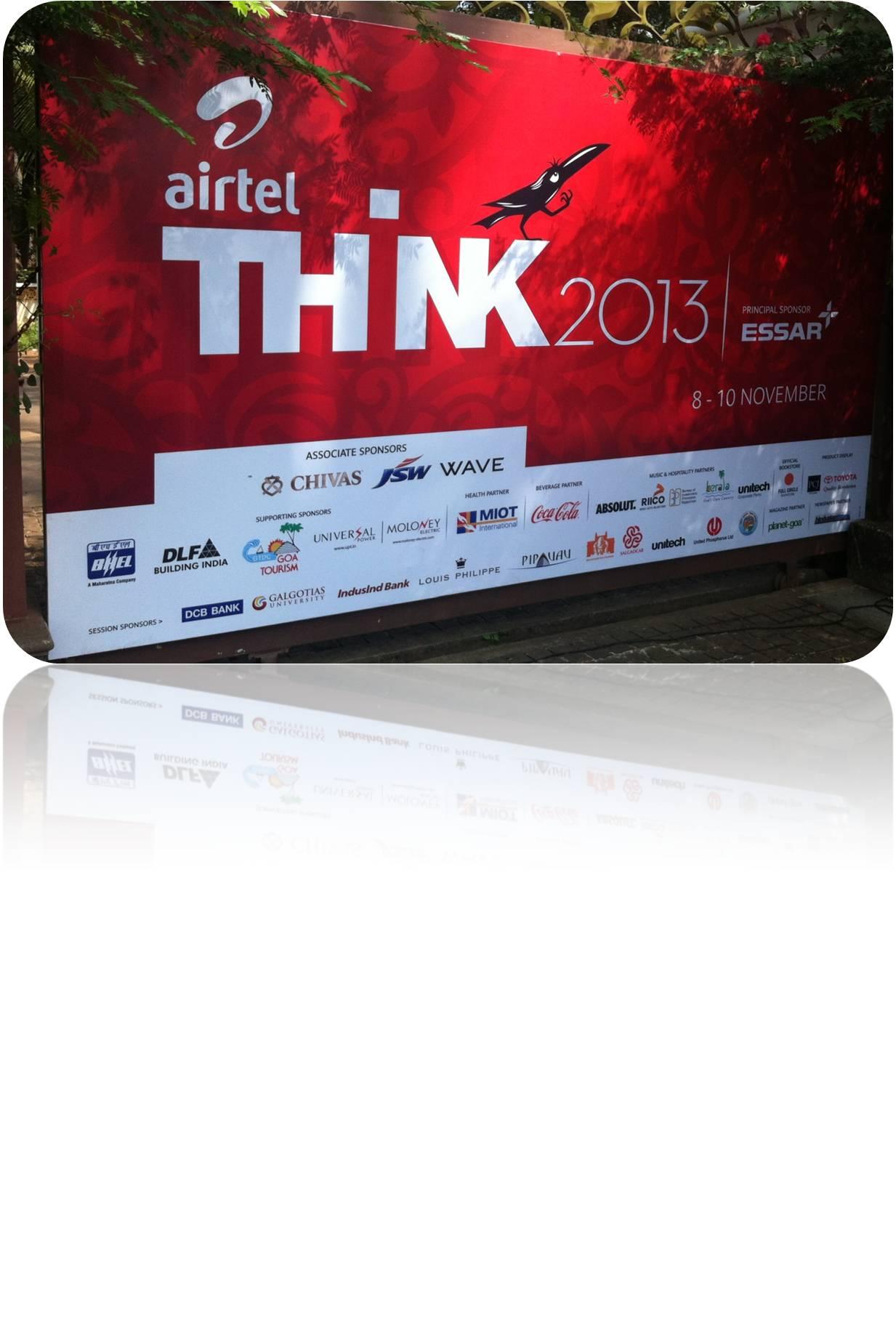 Think, Goa