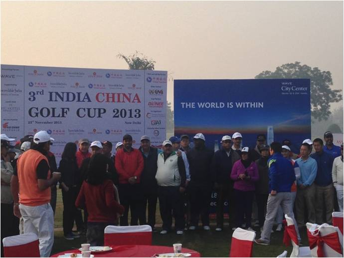 The Indo China Golf Event, FICCI