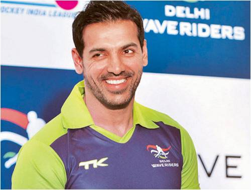 John Abraham Press Conference & DWR School Cup Opening Ceremony