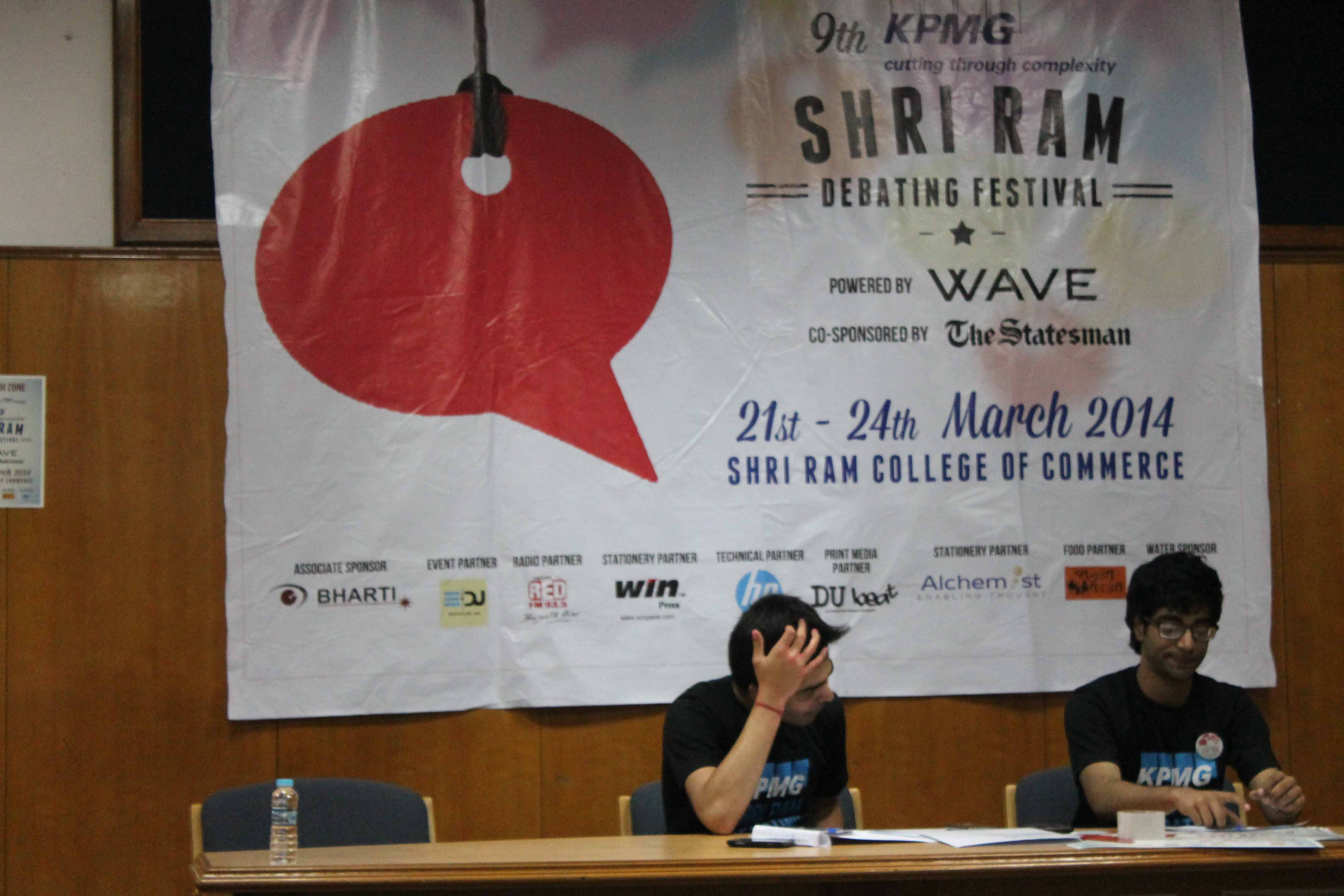SRCC Debating Festival