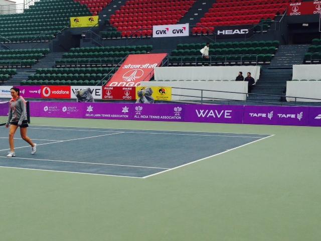 Delhi Open Tennis Championship 2014
