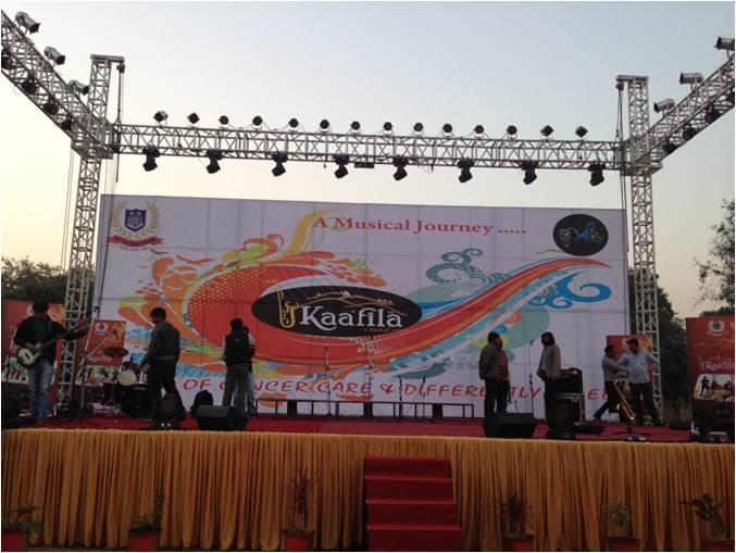 CRPF Kaafila Event