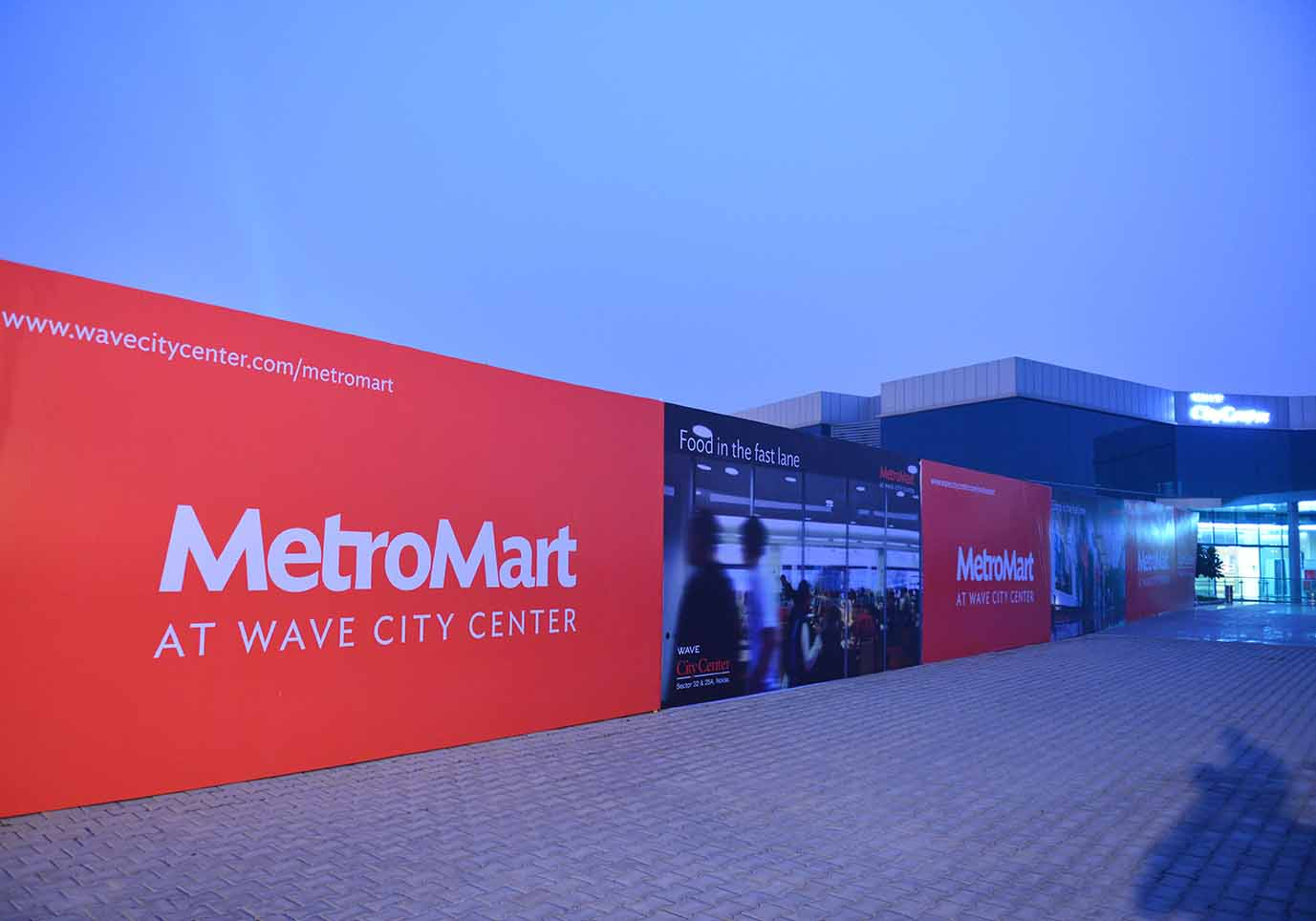 MetroMart Launch