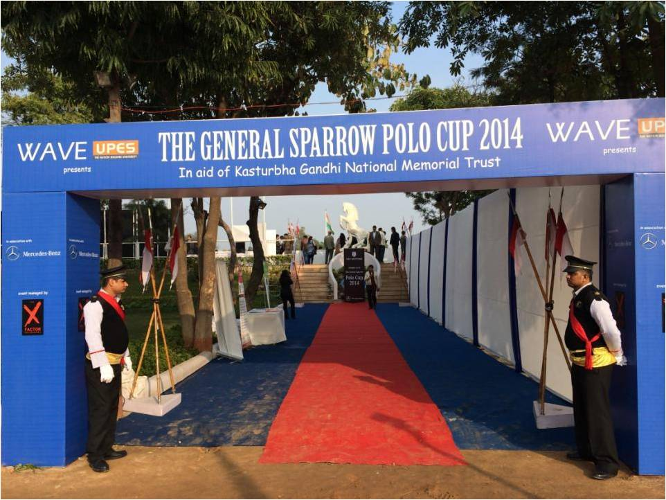 General Sparrow Polo Event, Delhi