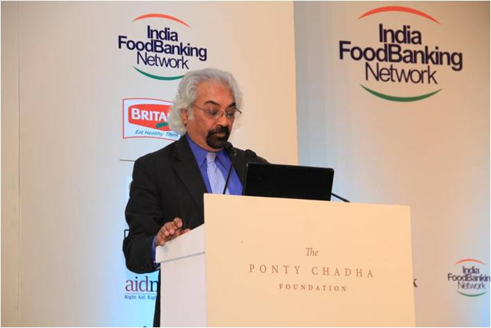 The Ponty Chadha Foundation & India Foodbanking Network Press Conference